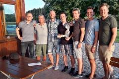 2017.08.15 Verabschiedung Abteilungsleiter Fußball Hermann Schwaiger