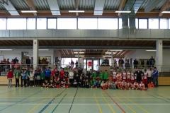 2018 D-Junioren-Hallenturnier