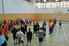 2. Badminton Turnier