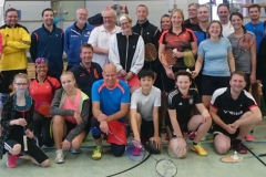 Badmintoncamp