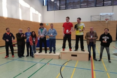 3. Hobbyturnier Badminton